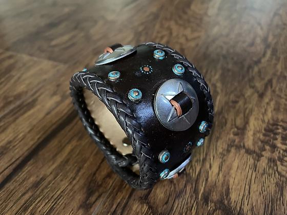 Star Concho Bracelet