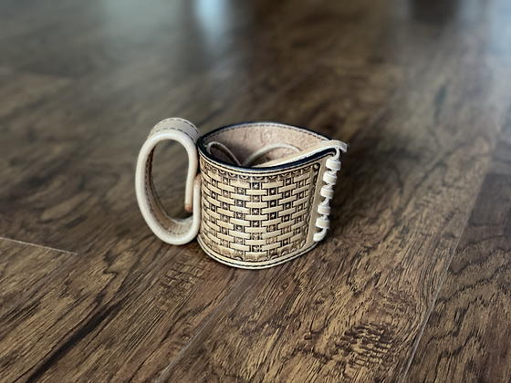 Texas Star Basket Weave