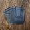 Thumbnail: 3 Pocket Magnetic Money Clip Wallet
