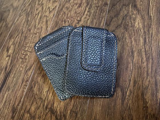3 Pocket Magnetic Money Clip Wallet