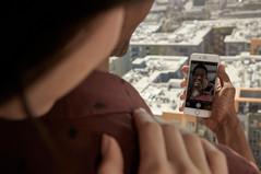 Penthouse selfie iphone