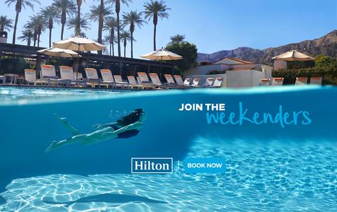 Hilton La Quinta California
