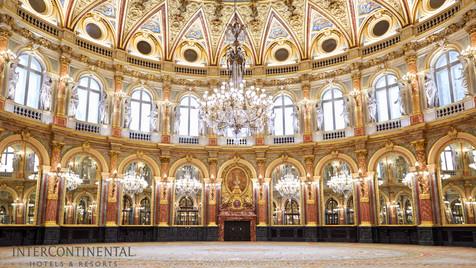 Le Grand Hotel Ballroom Paris