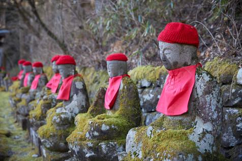The Abyss Nikko Kanmangafuchi  70 stone
