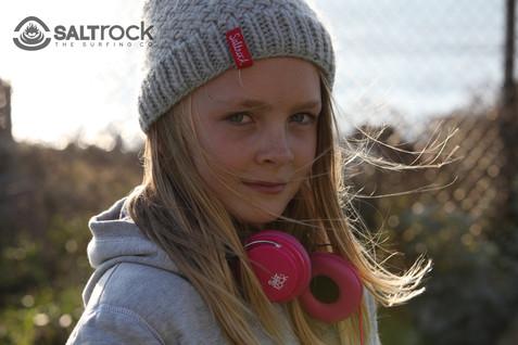 Saltrock brand advertising