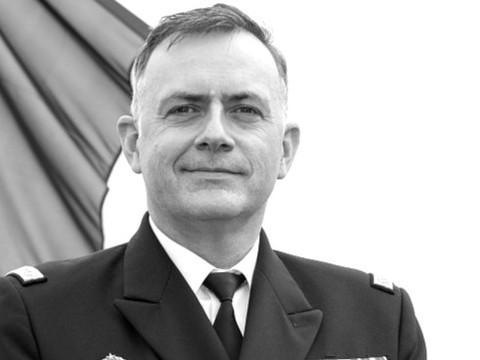 amiral Pierre Vandier