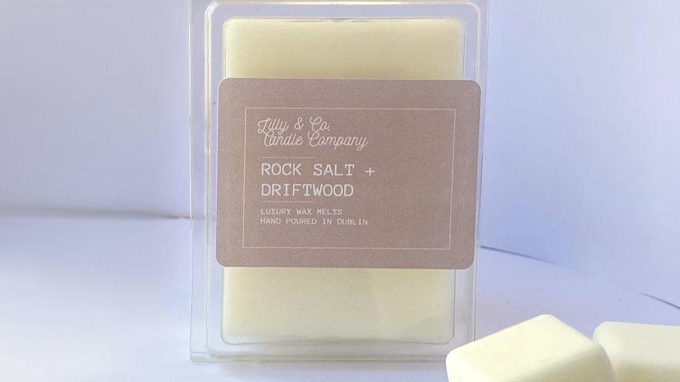 Rocksalt + Driftwood - Luxury Wax Melt