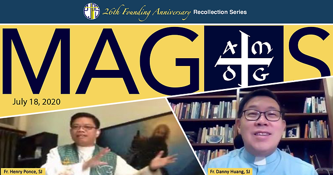 MAGIS: For the Greater Glory of God
