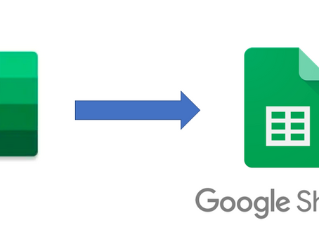 Google Sheets!  Make The Switch.