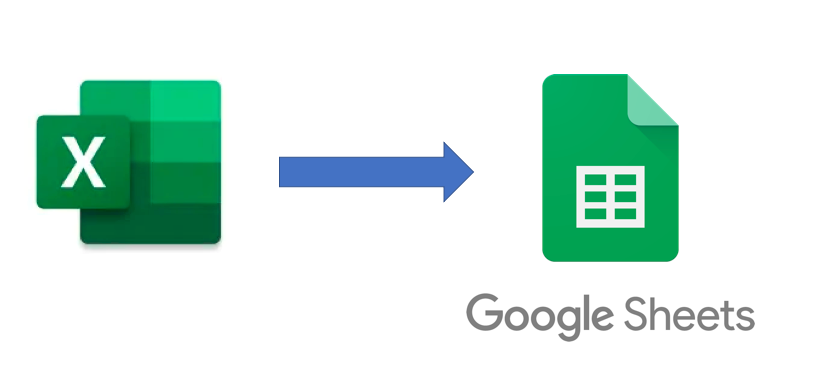 Excel to Google Sheets