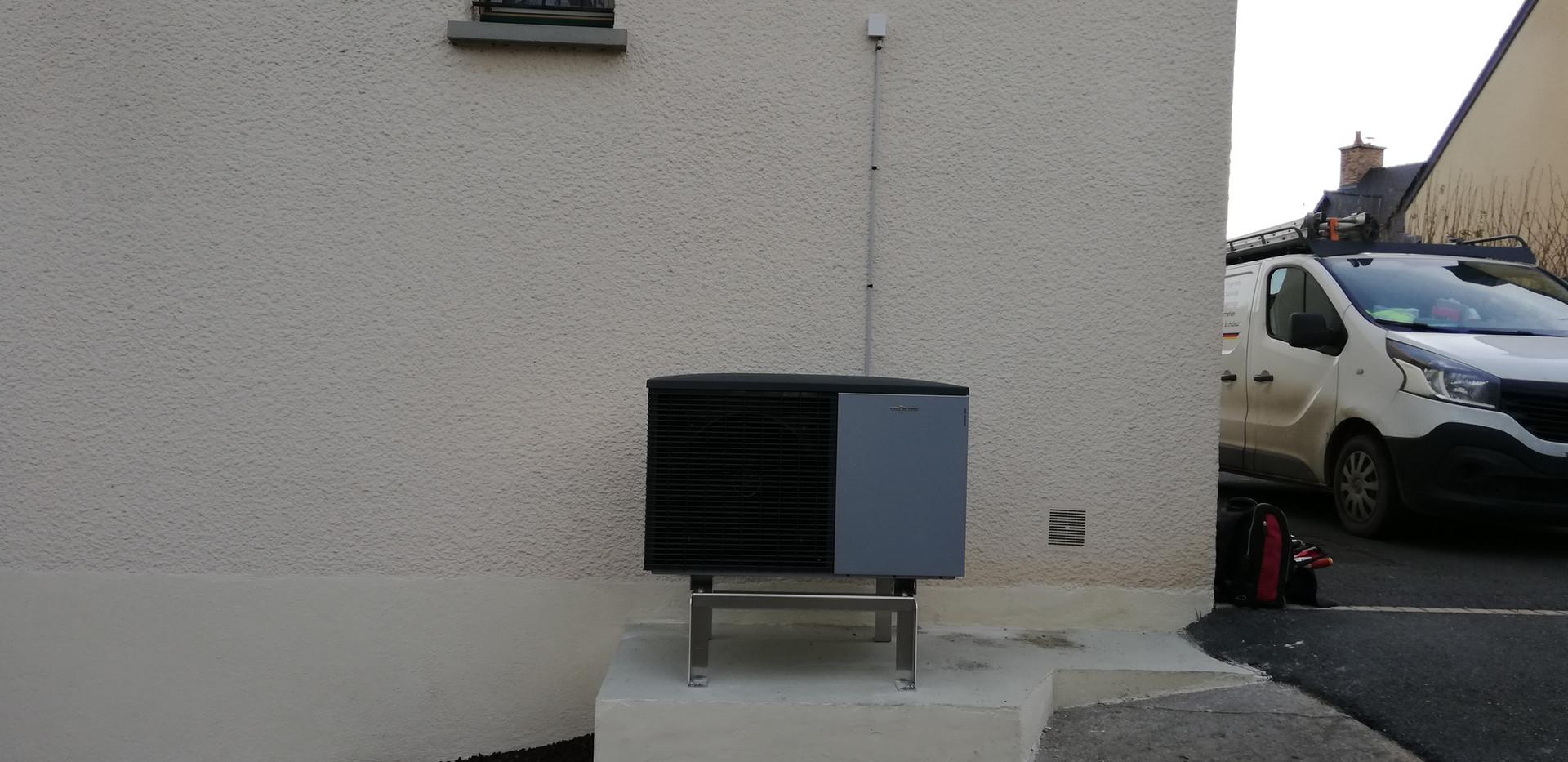 Pompe à chaleur Viessmann UE 8kW