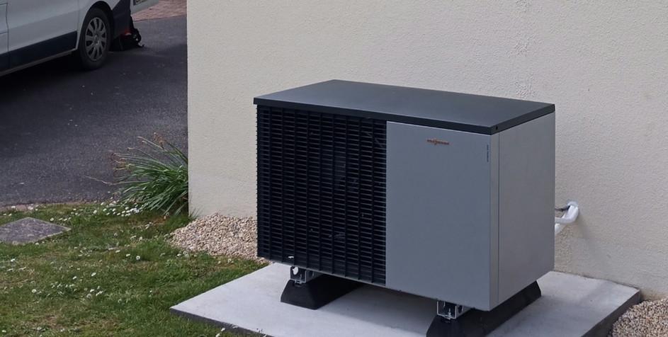Vitocal 200-s de 8 kW Viessmann