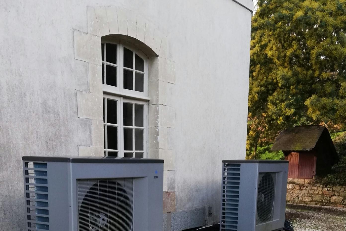Pompe à chaleur Nibe F2300