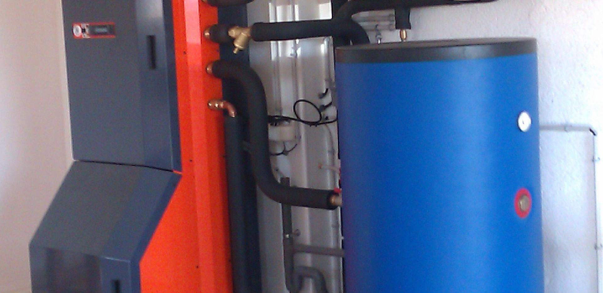 Pompe à chaleur haute température.