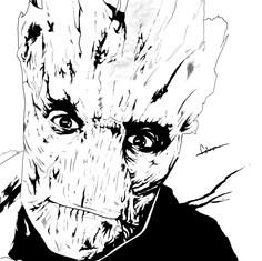 Groot (Fan Art)