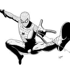 Spider-Man (Fan Art)