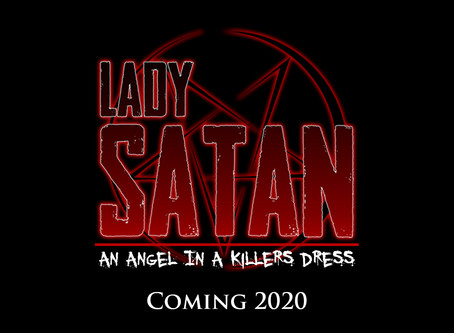 The Third Draft Of 'LADY SATAN' Is Now In The Hands Of BETA READERS!