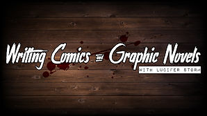 WRITING COMICS VIDEO SERIES THUMBNAIL.jp