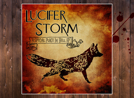 The First Lucifer Storm MURDERFOLK EP On The Way!