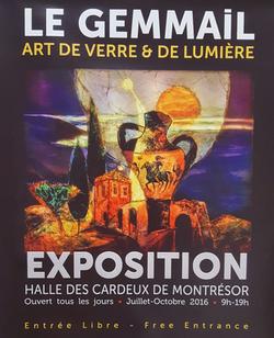 """Exposition """"Le Gemmail"""""""