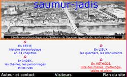 Saumur Jadis