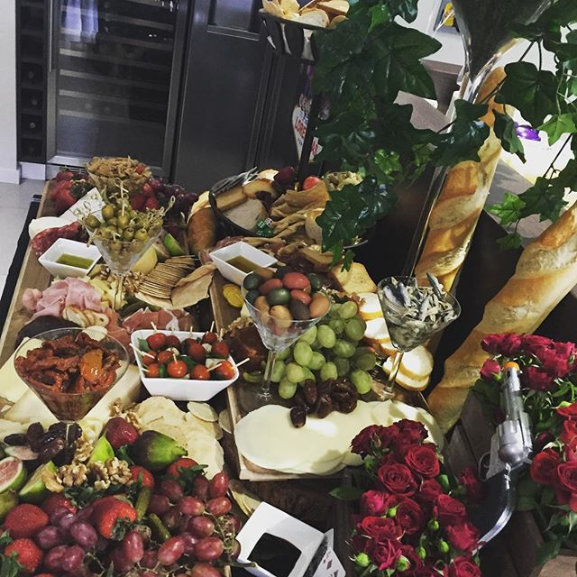 James Bond 40th #cheese #catering #paneantipasti #charcuterie #birthdayparty #sydneycatering