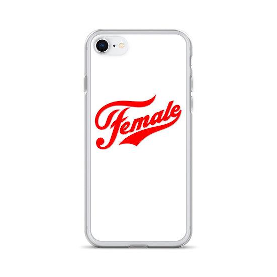 Female iPhone Case