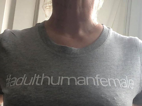 #adulthumanfemale