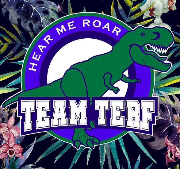 Team TERF stickers