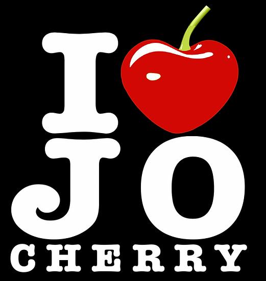 Jo cherry stickers