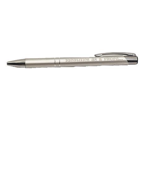 Identify as a sword pen.