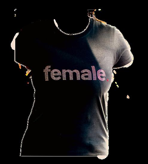 Diamanté female.