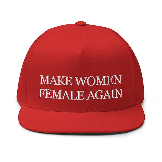 Make Women Female Again