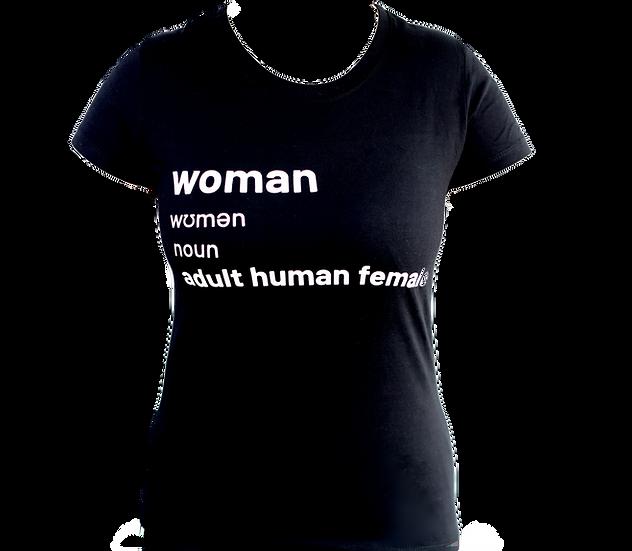 woman definition t-shirt