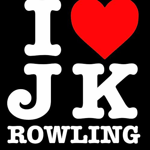 I love JK sticker