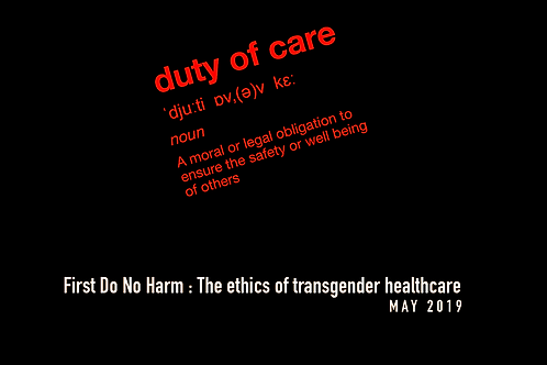 Duty of Care booklet