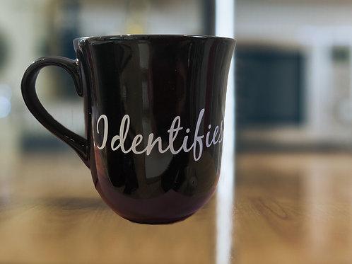 identifies as a tea cup
