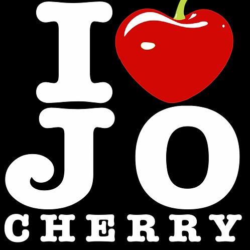 I love Jo Cherry t shirt