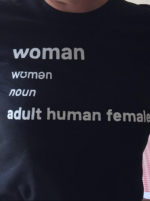 Woman - Adult human Female t-shirt