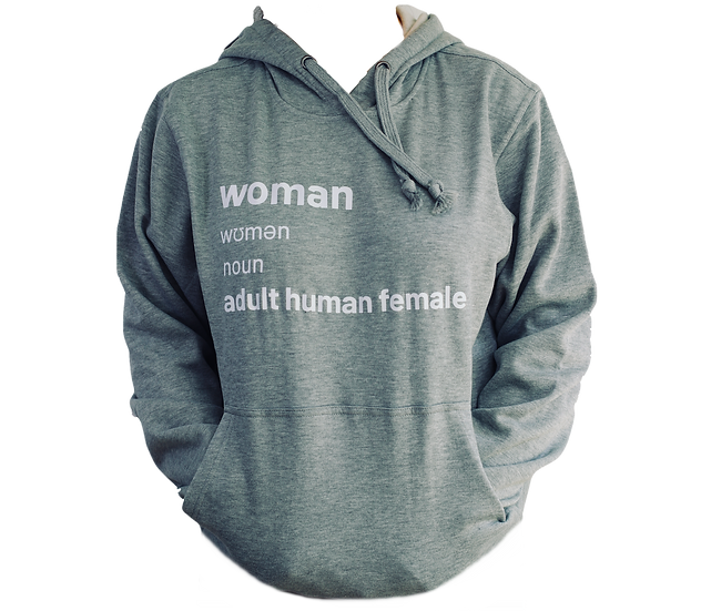 hoodie - woman definition