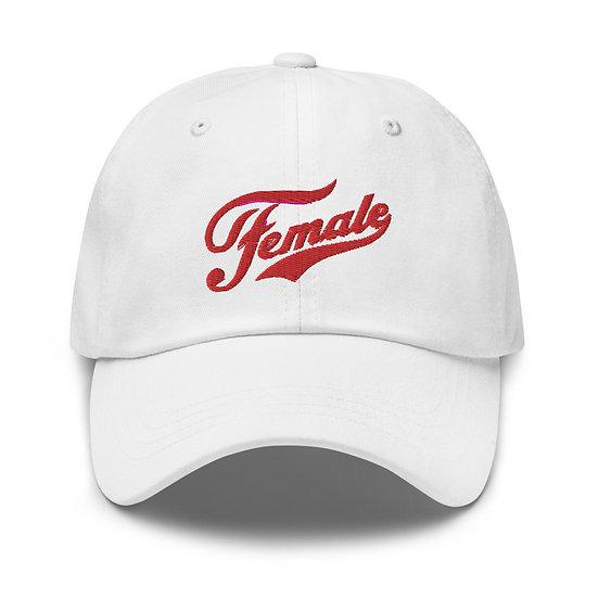 Female cap
