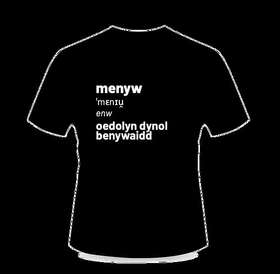 menyw defintion