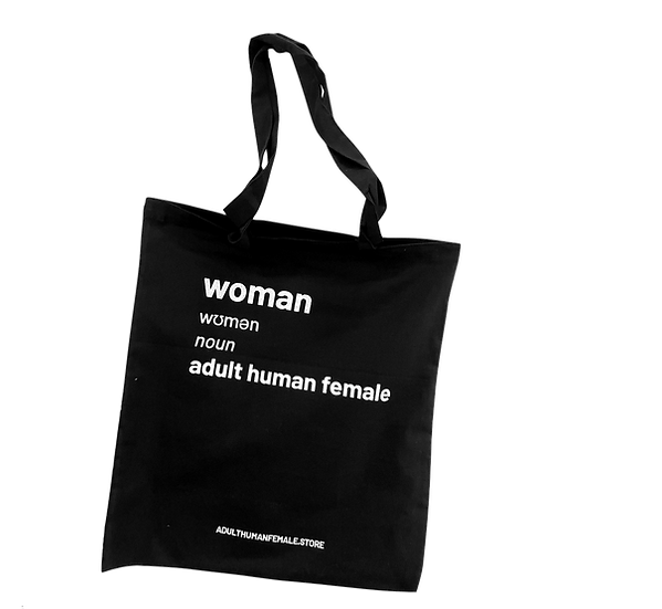 Tote bag - woman definition