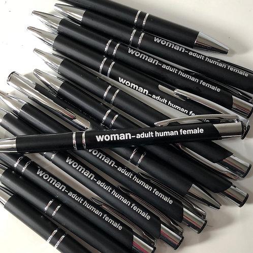 Premium Matt Ballpoint Pens for Women ;-)