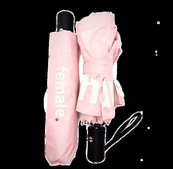 Umbrella - pale pink