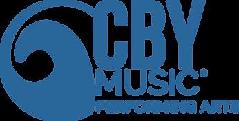 CBY Music Logo Illustrator vector file b