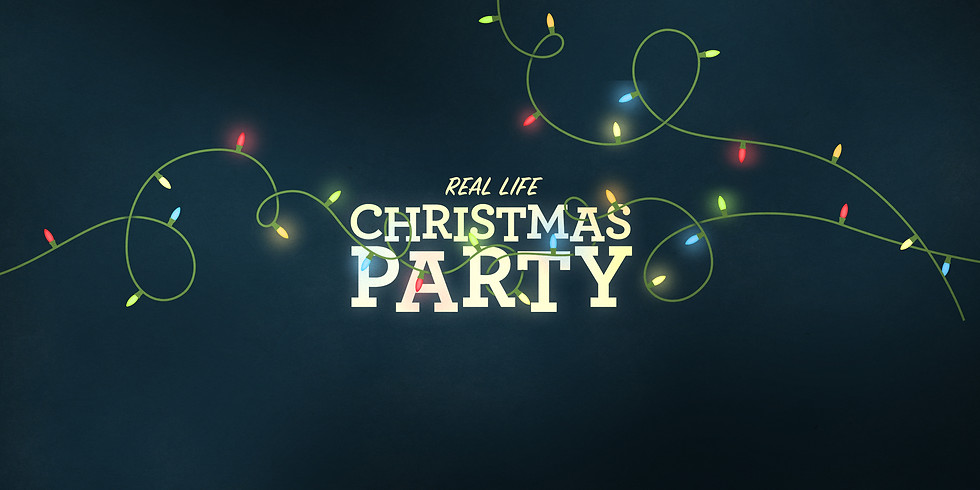 Real Life Christmas Party