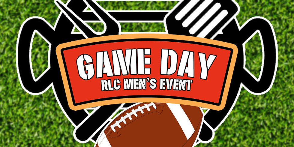 Game Day Men's Event