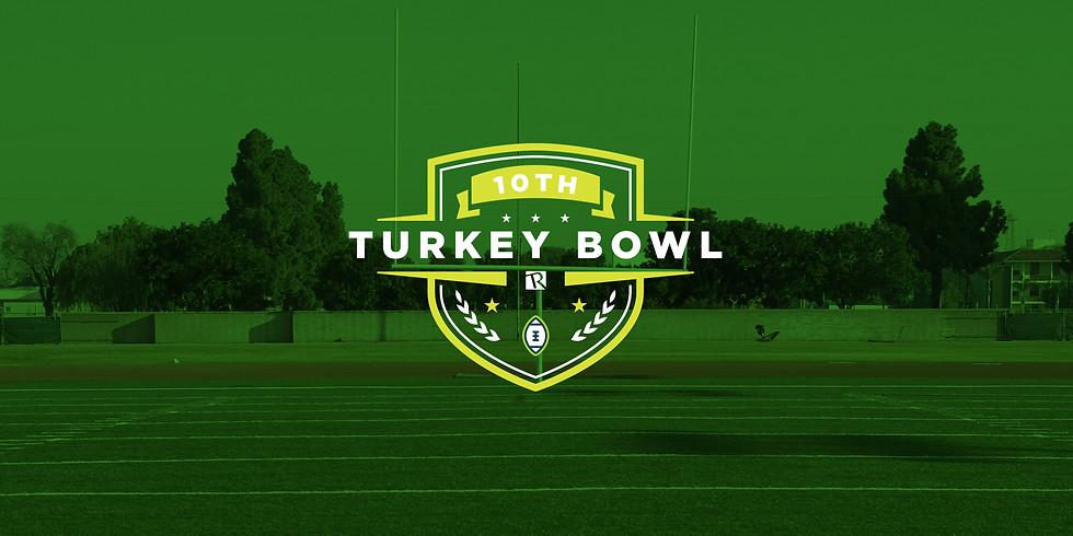 10th Annual Turkey Bowl