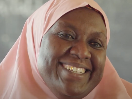 Drivers of Change: Mentoring girls to complete schooling - Interview with Habiba Mohammed